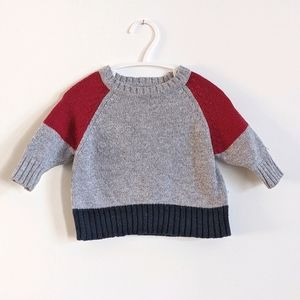 Baby Gap grey sweater